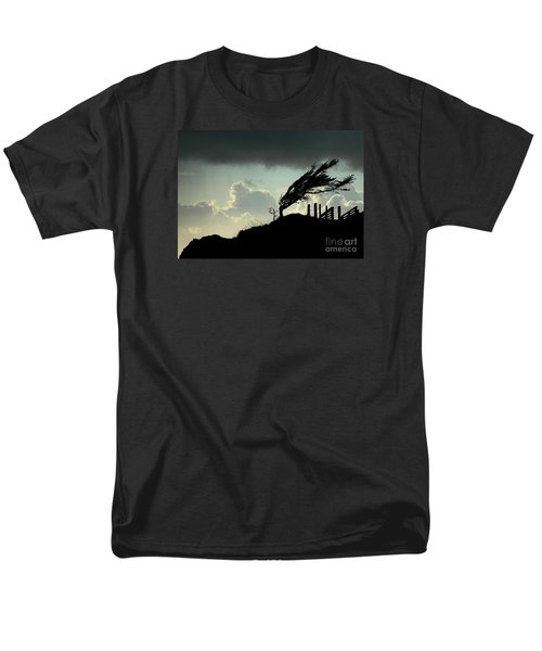 Men's T-Shirt  (Regular Fit) featuring the photograph  The Test Of Time by Nick  Boren
