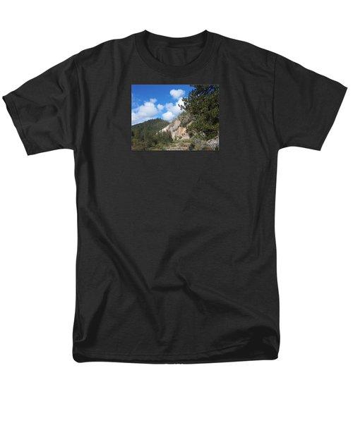 Clouds Of Hearts Men's T-Shirt  (Regular Fit)