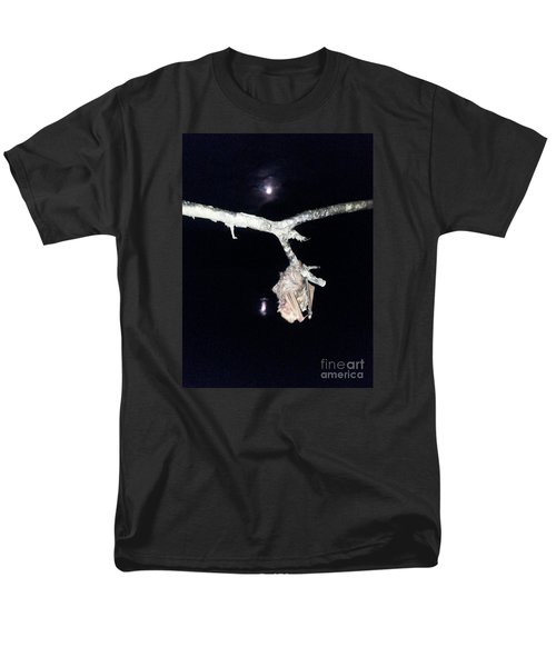 Men's T-Shirt  (Regular Fit) featuring the photograph Thank You Lord For Saving Me by Donna Brown