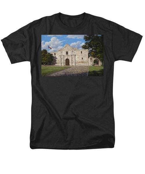 The Alamo Men's T-Shirt  (Regular Fit) by Kyle Wood