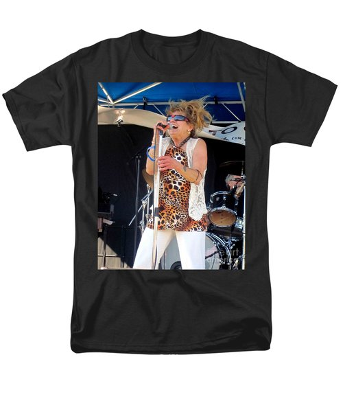 The Amazing Lydia Pense Men's T-Shirt  (Regular Fit) by Fiona Kennard