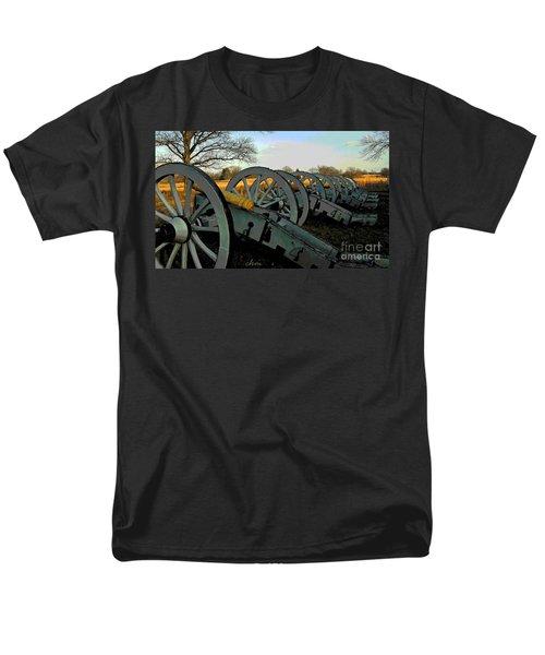 The Artillery Men's T-Shirt  (Regular Fit) by Cindy Manero