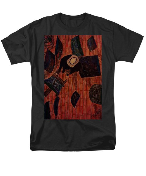 The Artist's Perspective Men's T-Shirt  (Regular Fit) by Christy Saunders Church