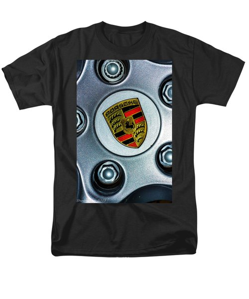 The Badge Men's T-Shirt  (Regular Fit) by Shannon Harrington