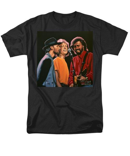 The Bee Gees Men's T-Shirt  (Regular Fit) by Paul Meijering