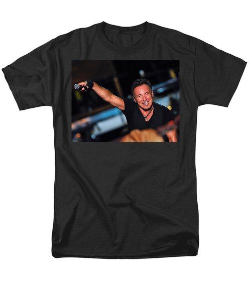 The Boss Men's T-Shirt  (Regular Fit) by Rafa Rivas