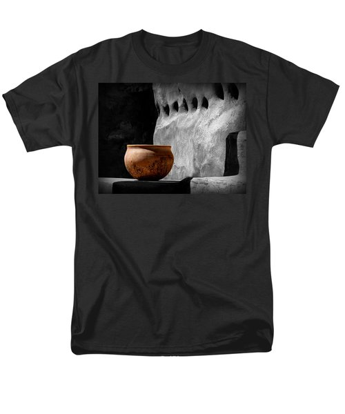 Men's T-Shirt  (Regular Fit) featuring the photograph The Bowl by Lucinda Walter