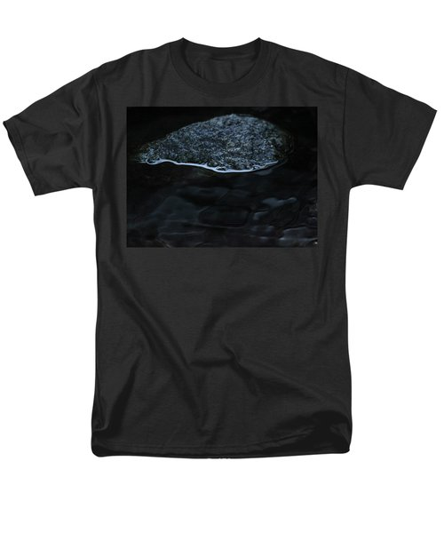 Men's T-Shirt  (Regular Fit) featuring the photograph The Cave by Amy Gallagher