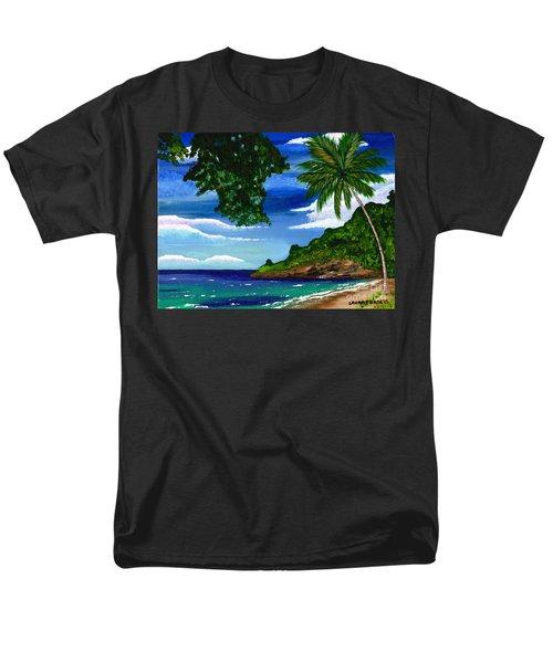 The Coconut Tree Men's T-Shirt  (Regular Fit)