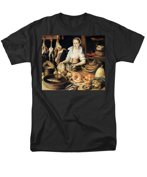 The Cook Men's T-Shirt  (Regular Fit) by Pieter Cornelisz van Rijck
