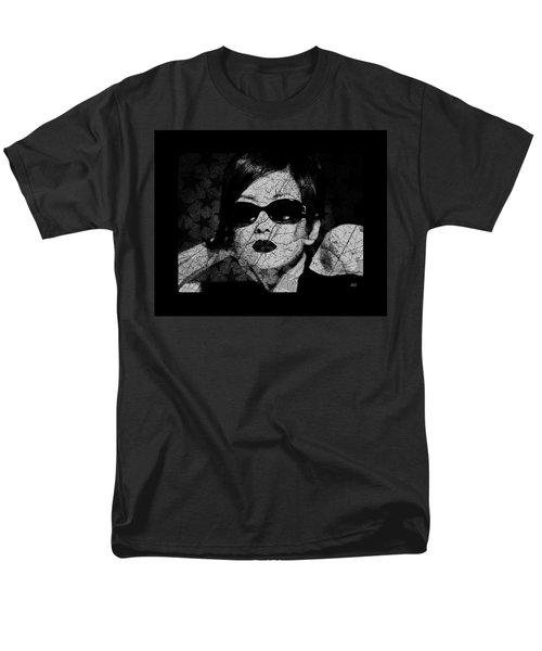 The Cracked Facade Men's T-Shirt  (Regular Fit) by Absinthe Art By Michelle LeAnn Scott