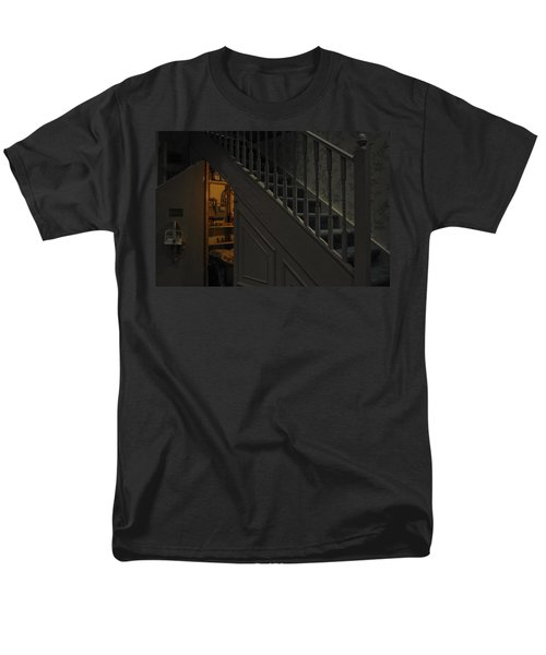 The Cupboard Under The Stairs Men's T-Shirt  (Regular Fit) by Gina Dsgn