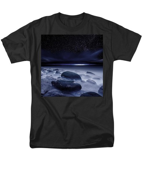 The Depths Of Forever Men's T-Shirt  (Regular Fit) by Jorge Maia