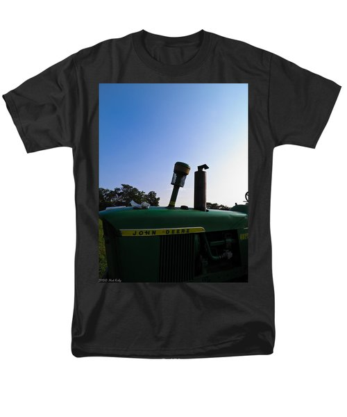 The End Of A Long Day Men's T-Shirt  (Regular Fit) by Nick Kirby