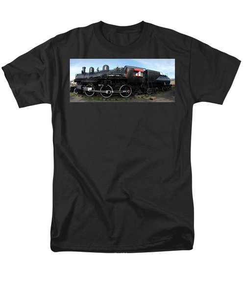 The Engine Men's T-Shirt  (Regular Fit) by Richard J Cassato