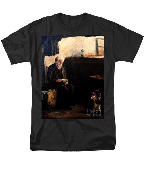 The Evening Meal Men's T-Shirt  (Regular Fit) by Hazel Holland