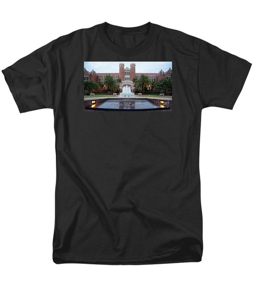 The Florida State University Men's T-Shirt  (Regular Fit) by Paul  Wilford