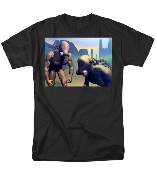 The Future Ancients Men's T-Shirt  (Regular Fit) by John Alexander