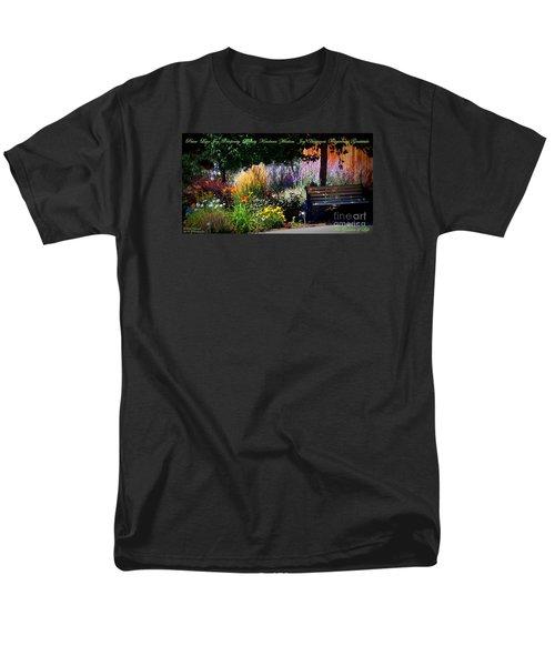 The Garden Of Life Men's T-Shirt  (Regular Fit)