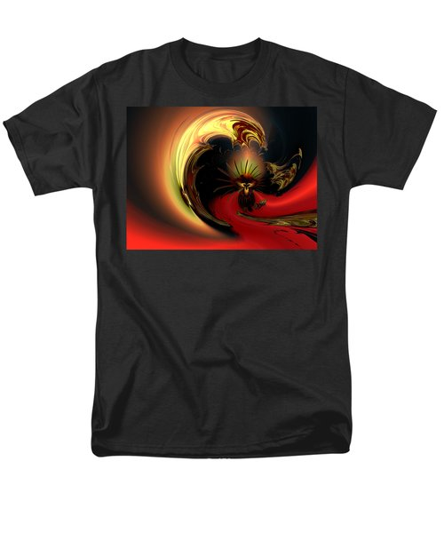 The Glory Of His Eminance Men's T-Shirt  (Regular Fit) by Claude McCoy