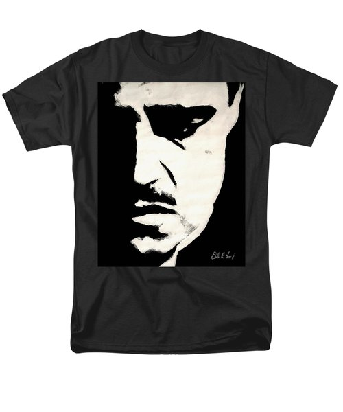 The Godfather Men's T-Shirt  (Regular Fit) by Dale Loos Jr