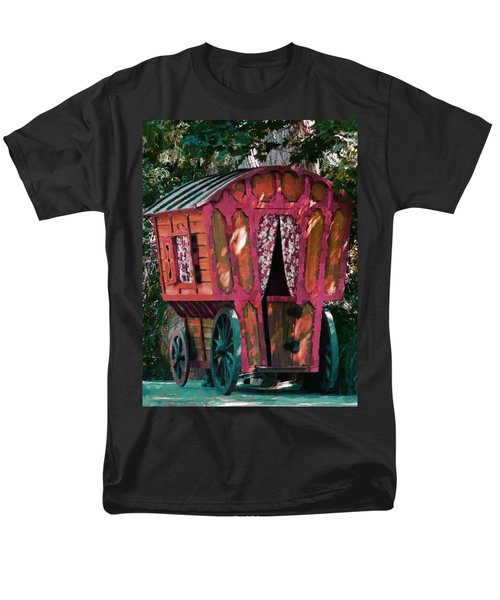 The Gypsy Caravan  Men's T-Shirt  (Regular Fit) by Steve Taylor