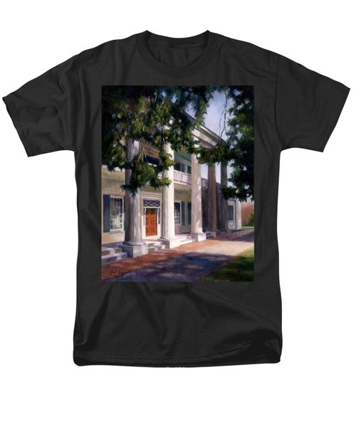Men's T-Shirt  (Regular Fit) featuring the painting The Hermitage by Janet King