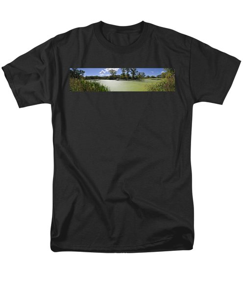 The Indiana Wetlands Men's T-Shirt  (Regular Fit) by Verana Stark