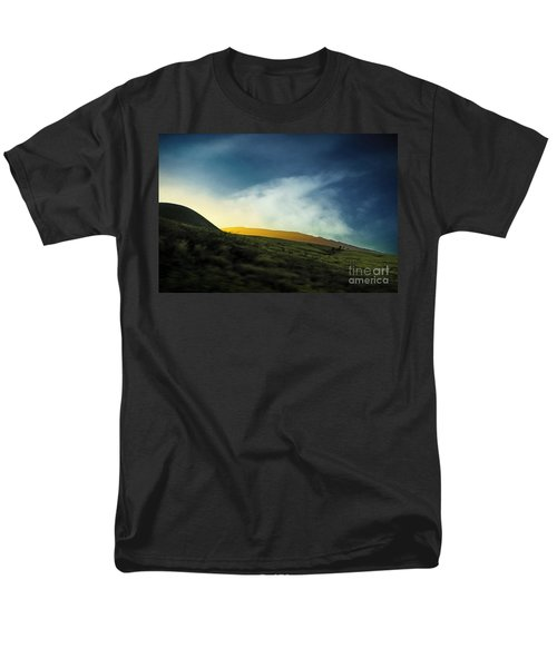 The Journey Men's T-Shirt  (Regular Fit) by Ellen Cotton