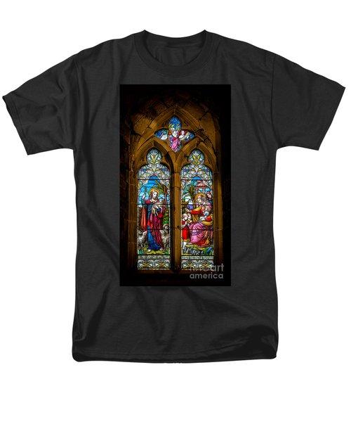 The Lambs Men's T-Shirt  (Regular Fit) by Adrian Evans
