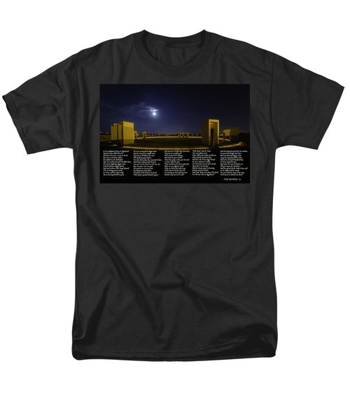 The Last Corps Trip Men's T-Shirt  (Regular Fit) by David Morefield