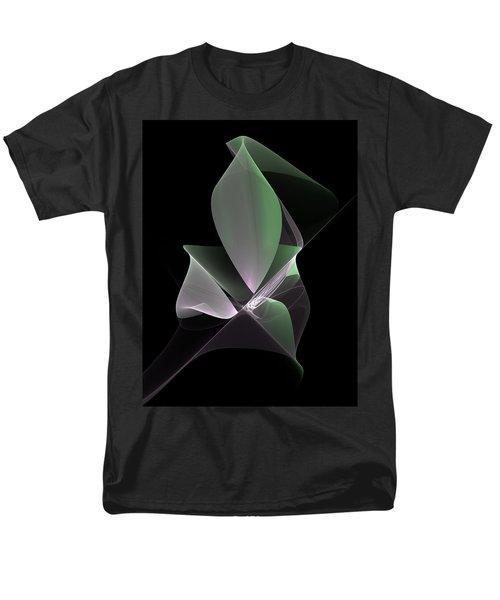 Men's T-Shirt  (Regular Fit) featuring the digital art The Light Inside by Gabiw Art