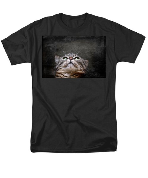 Men's T-Shirt  (Regular Fit) featuring the photograph The Look by Annie Snel