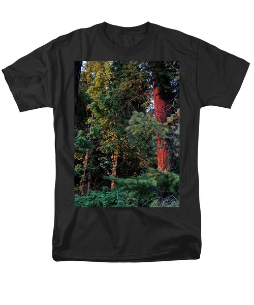 Men's T-Shirt  (Regular Fit) featuring the photograph The Magic Hour by Natalie Ortiz