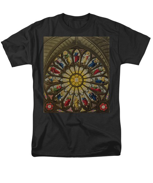 The North Window Men's T-Shirt  (Regular Fit) by William Johnstone White