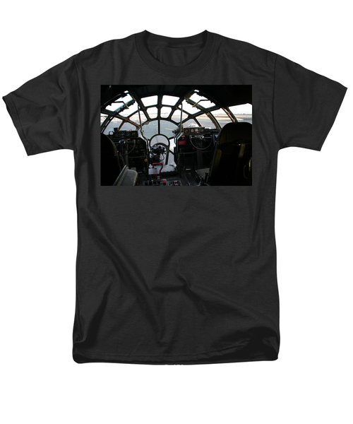 Men's T-Shirt  (Regular Fit) featuring the photograph The Office by David S Reynolds