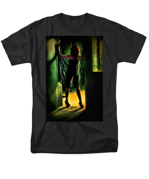 The Other Side Men's T-Shirt  (Regular Fit) by Diane Dugas