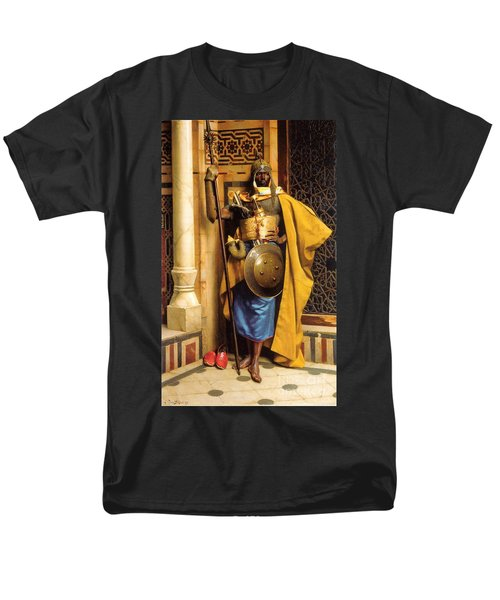 The Palace Guard Men's T-Shirt  (Regular Fit) by Pg Reproductions