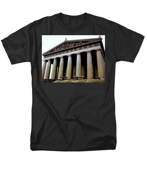 The Parthenon Nashville Tn Men's T-Shirt  (Regular Fit)