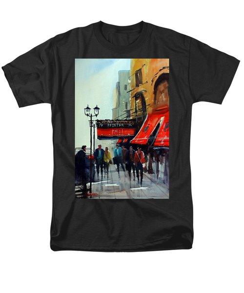 The Pfister 2 - Milwaukee Men's T-Shirt  (Regular Fit) by Ryan Radke