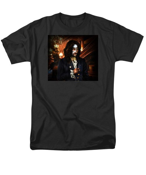 The Phantom Of The Opera Men's T-Shirt  (Regular Fit)