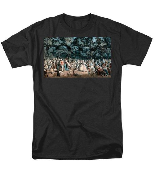 The Public Promenade Men's T-Shirt  (Regular Fit)