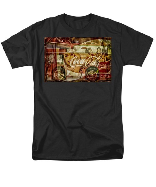 The Real Thing Men's T-Shirt  (Regular Fit) by Susan Candelario