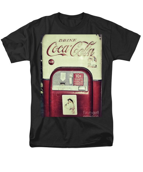 The Real Thing Men's T-Shirt  (Regular Fit) by Traci Cottingham