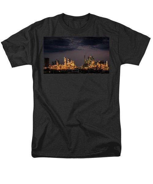 The Refinery Men's T-Shirt  (Regular Fit) by Mihai Andritoiu