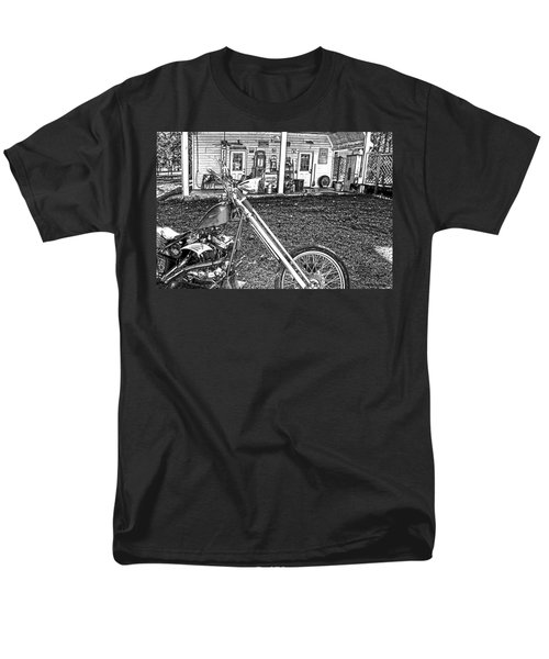 Men's T-Shirt  (Regular Fit) featuring the photograph The Rest   by Lesa Fine