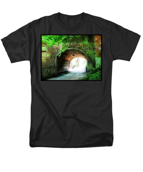 The Road To Beyond Men's T-Shirt  (Regular Fit) by Shawn Dall
