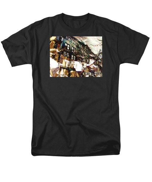 The Silver Factory / 231 East 47th Street Men's T-Shirt  (Regular Fit) by Elizabeth McTaggart
