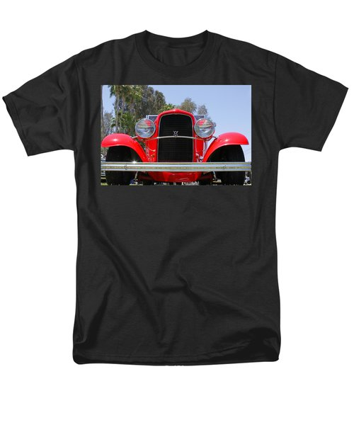 Men's T-Shirt  (Regular Fit) featuring the photograph The Stare Of A V8 by Shoal Hollingsworth