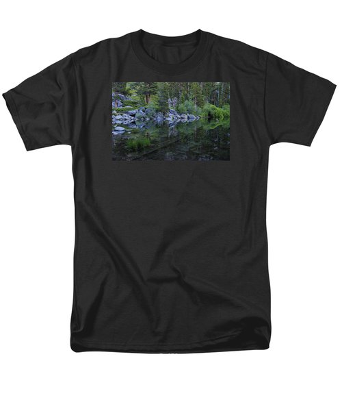 Men's T-Shirt  (Regular Fit) featuring the photograph The Stillness Of Dawn  by Sean Sarsfield